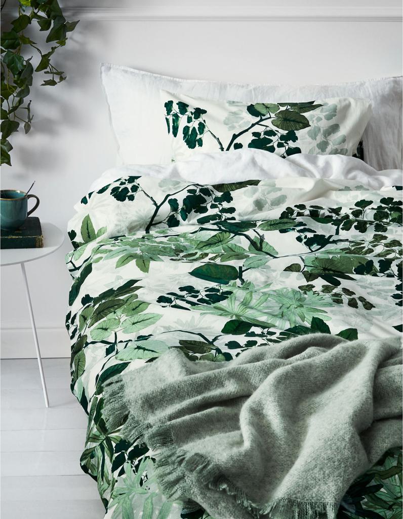 comment choisir son linge de lit   nos id u00e9es pour un lit