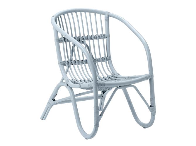 Des petits fauteuils pour faire comme les grands elle - Chaise enfant rotin ...