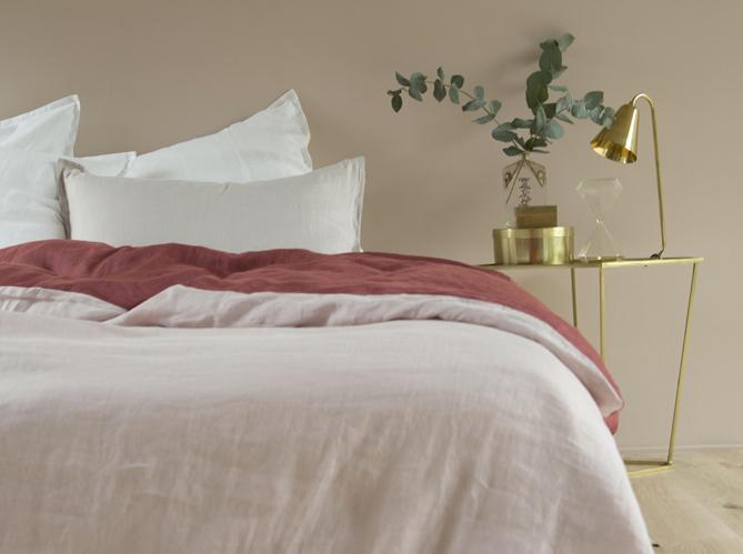 l 39 actu du jour gabrielle paris et son joli linge de maison elle d coration. Black Bedroom Furniture Sets. Home Design Ideas