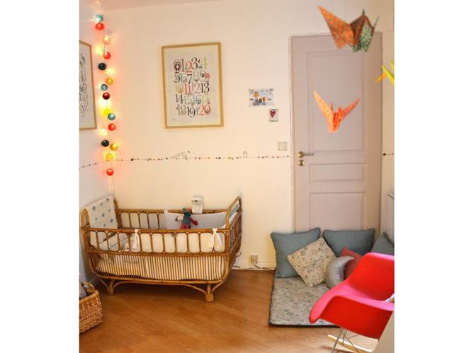 Les plus jolies chambres d 39 enfants de la rentr e elle for Site idee deco maison