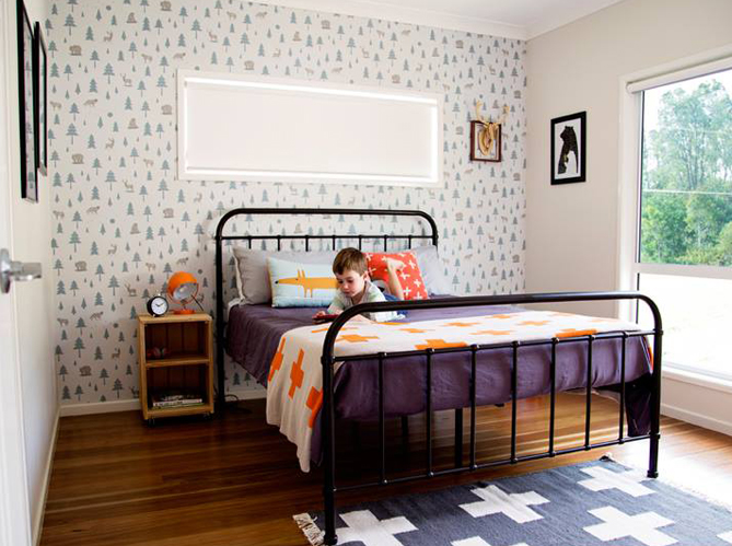 Les plus jolies chambres d 39 enfants de la rentr e elle d coration for Decoration angleterre pour chambre