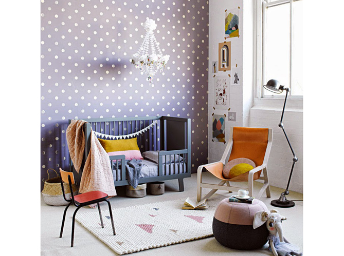 les plus jolies chambres d 39 enfants de la rentr e elle d coration. Black Bedroom Furniture Sets. Home Design Ideas