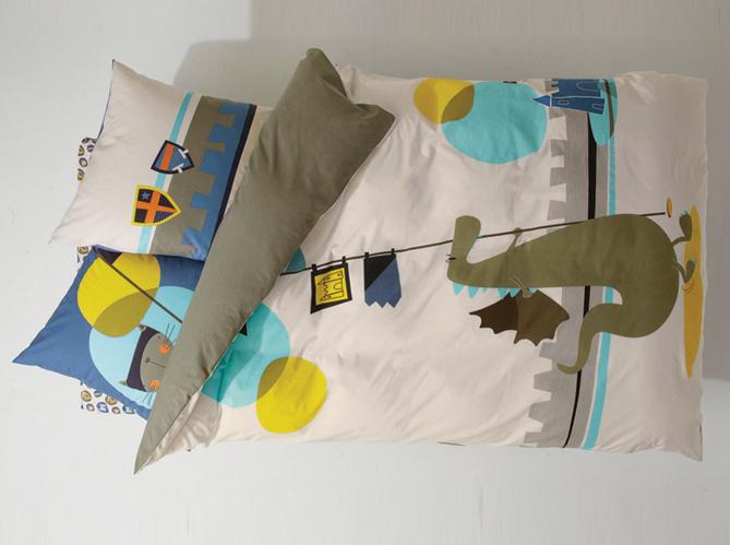linge de lit notre s lection pour les enfants elle d coration. Black Bedroom Furniture Sets. Home Design Ideas