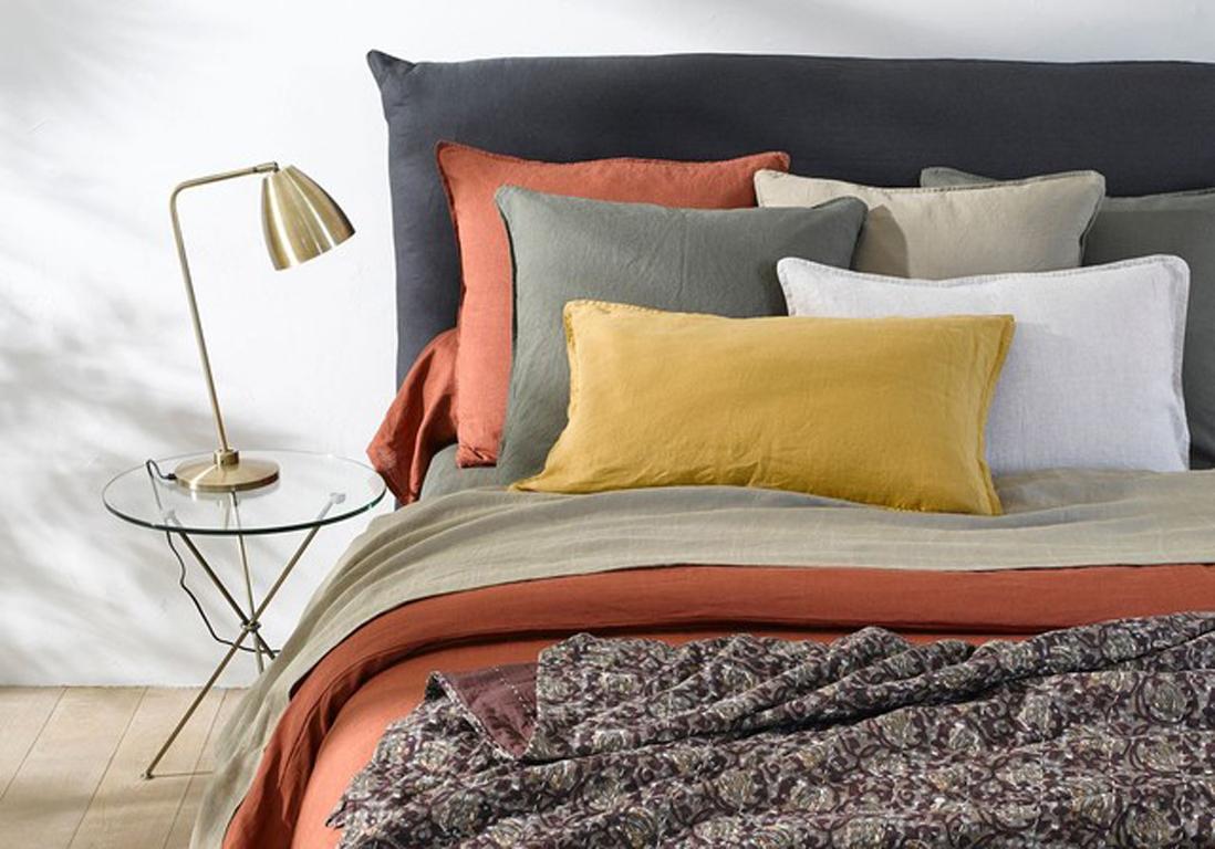 linge de maison lin harmony ventana blog. Black Bedroom Furniture Sets. Home Design Ideas