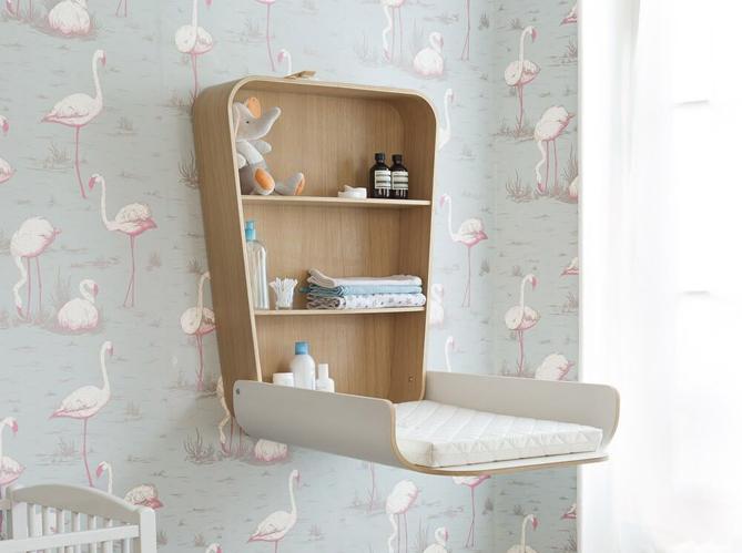 Meuble Chambre Bebe : Gagnez de la place avec ces meubles bébé elle décoration