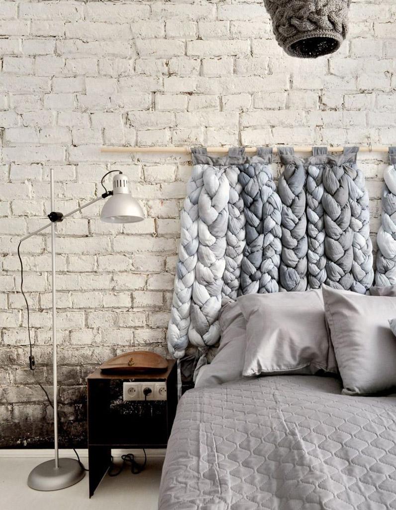 T te de lit 25 id es pour une t te de lit originale elle d coration - Tete de lit une personne ...