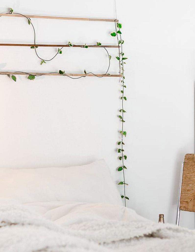 T te de lit 25 id es pour une t te de lit originale - Plan pour fabriquer une tete de lit ...