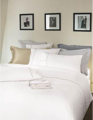 linge de maison 50 pi ces ne pas manquer elle d coration. Black Bedroom Furniture Sets. Home Design Ideas