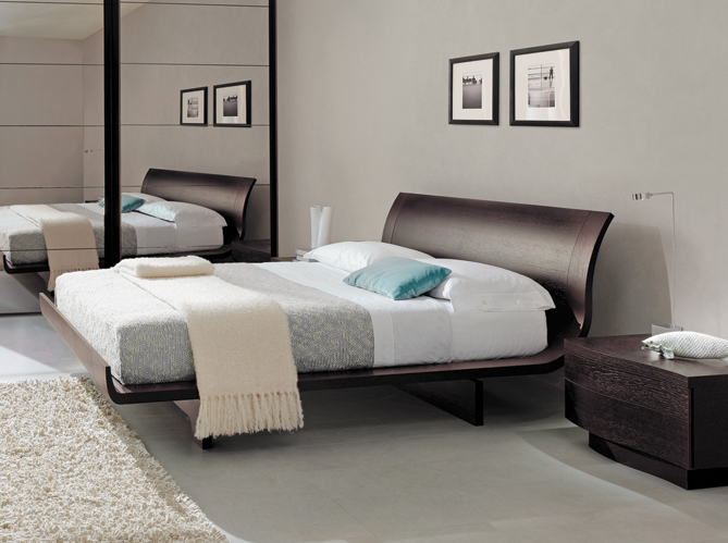 Lit design 20 lits design pour une chambre moderne for Mobilier de chambre a coucher moderne