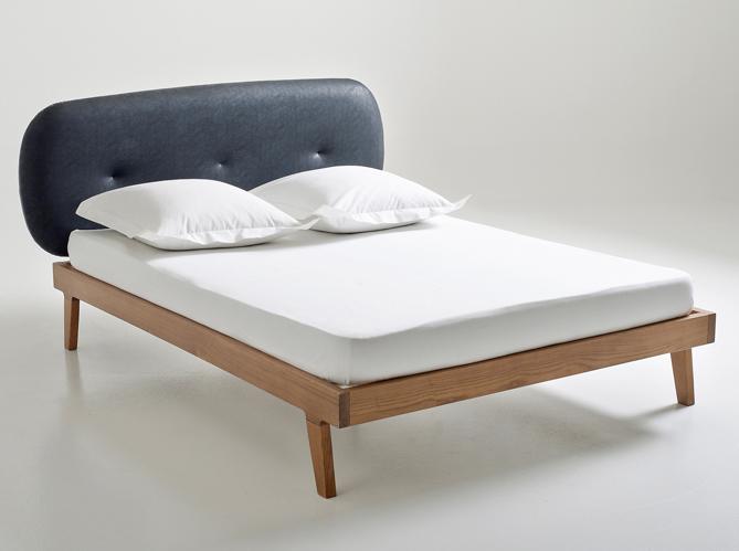 Un beau lit design, on en rêve !  Elle Décoration