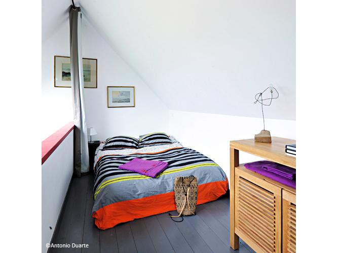 Petite chambre nos 25 id es d co elle d coration for Mezzanine chambre petite