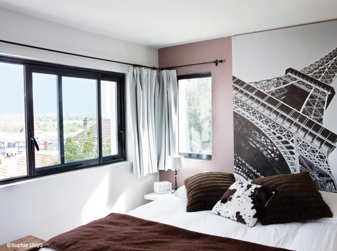 Petite chambre nos 25 id es d co elle d coration - Idee deco salon petite surface ...