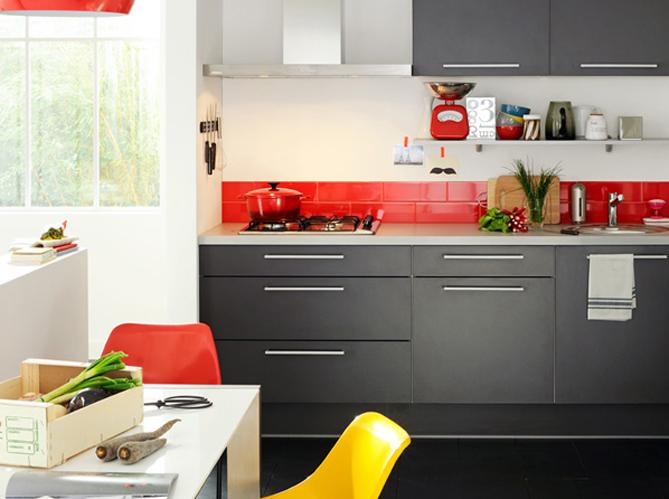 cuisine bois pas ch re. Black Bedroom Furniture Sets. Home Design Ideas