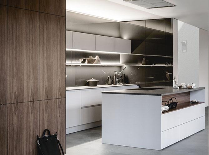 dites oui au bar c t cuisine elle d coration. Black Bedroom Furniture Sets. Home Design Ideas