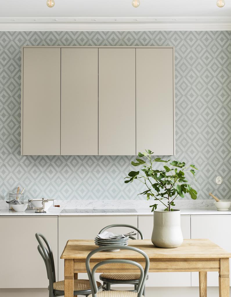 cuisine blanche d couvrez toutes nos inspirations elle d coration. Black Bedroom Furniture Sets. Home Design Ideas