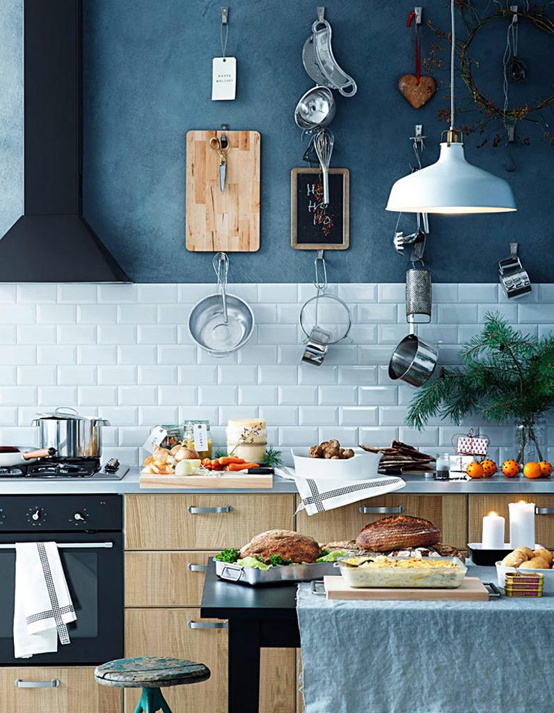 Très Cuisine bleue : découvrez toutes nos inspirations - Elle Décoration JK64