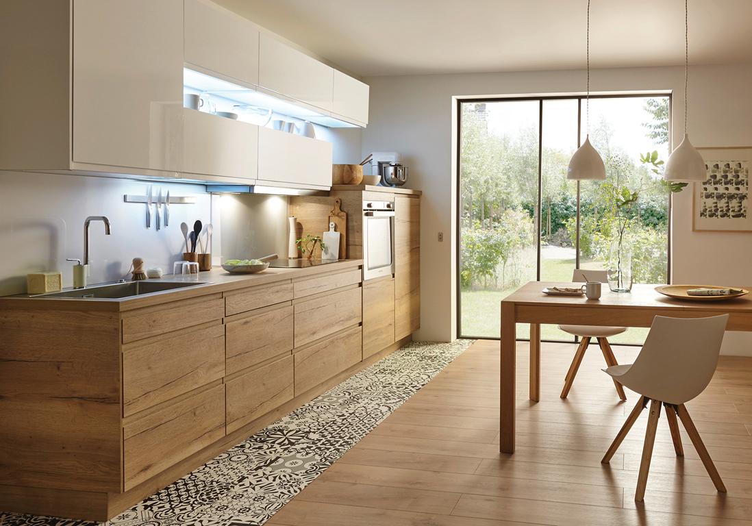 cuisine conforama nos mod les de cuisines pr f r s elle d coration. Black Bedroom Furniture Sets. Home Design Ideas
