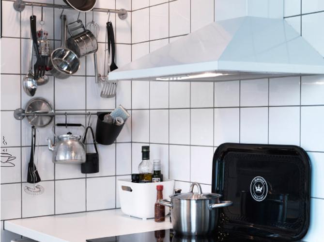 Petite cuisine 5 astuces pour gagner de la place elle for Deco cuisine place laurier
