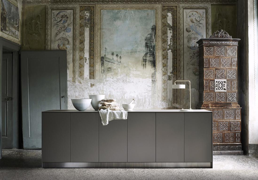 cuisine moderne 25 cuisines contemporaines pour vous inspirer elle d coration. Black Bedroom Furniture Sets. Home Design Ideas