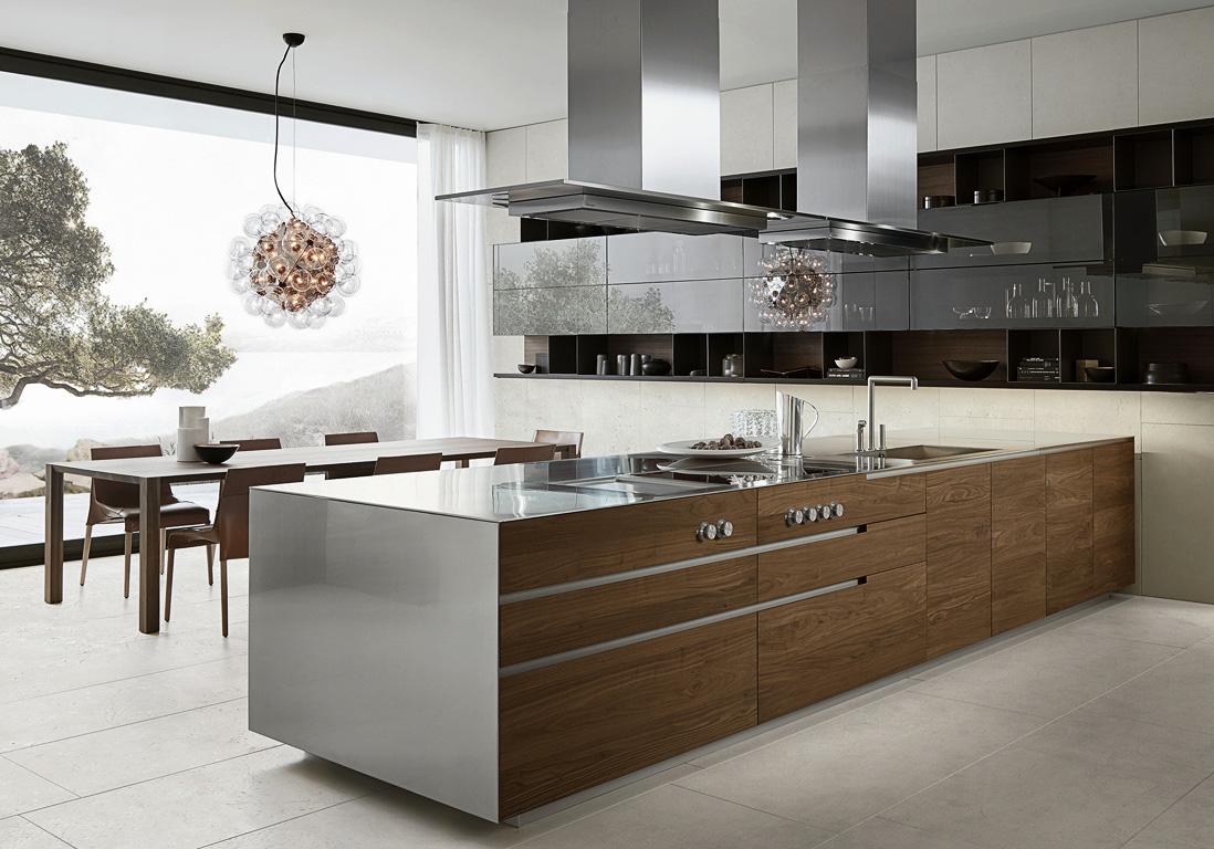 Cuisine moderne 25 cuisines contemporaines pour vous for Varenna cuisine
