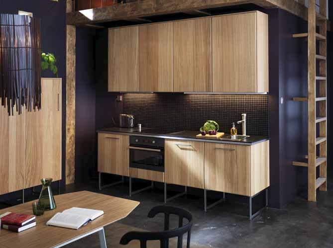 Design Scandinave Cuisine : Cuisines design nos modèles préférés elle décoration