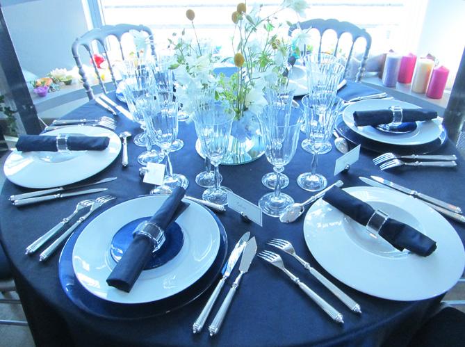 8 tables estivales chicissimes elle d coration. Black Bedroom Furniture Sets. Home Design Ideas