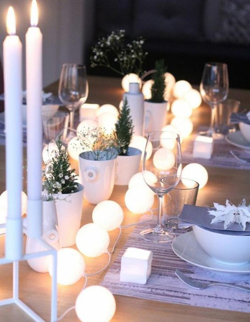 Décoration de table d\'hiver : nos meilleures idées de déco de ...