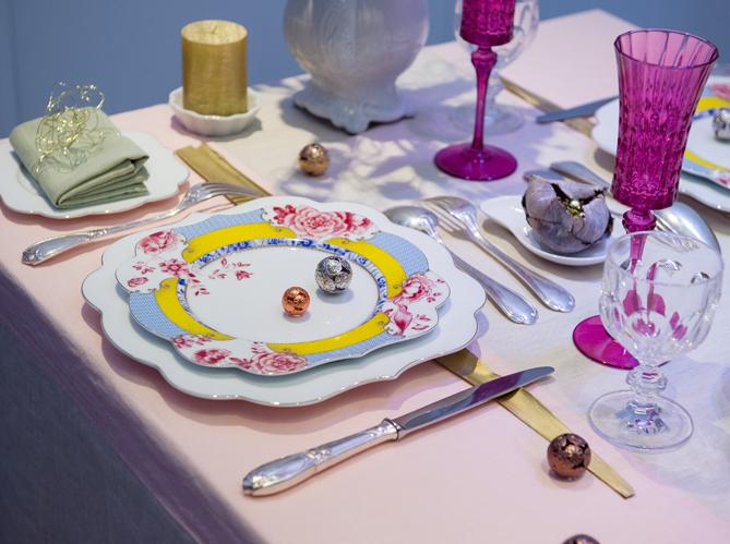 Les plus jolies tables de france elle d coration - Comment mettre la table en france ...