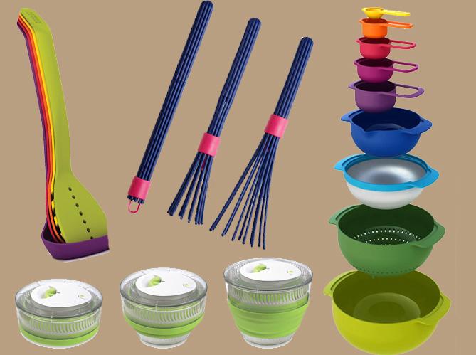20 ustensiles pratiques pour gagner de la place en cuisine - Elle ...