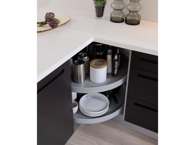 30 meubles de cuisine pour faire le plein de rangements - Caisson d angle pour cuisine ...