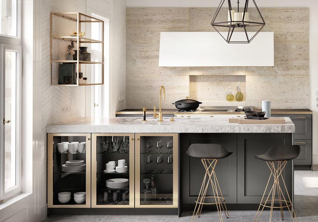 Meubles de cuisine nos meubles pour la cuisine pr f r s for Vaisselle de cuisine