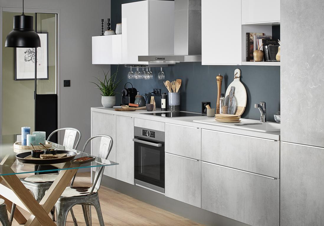Meubles cuisine lapeyre stunning facade meuble cuisine for Facade meuble cuisine lapeyre