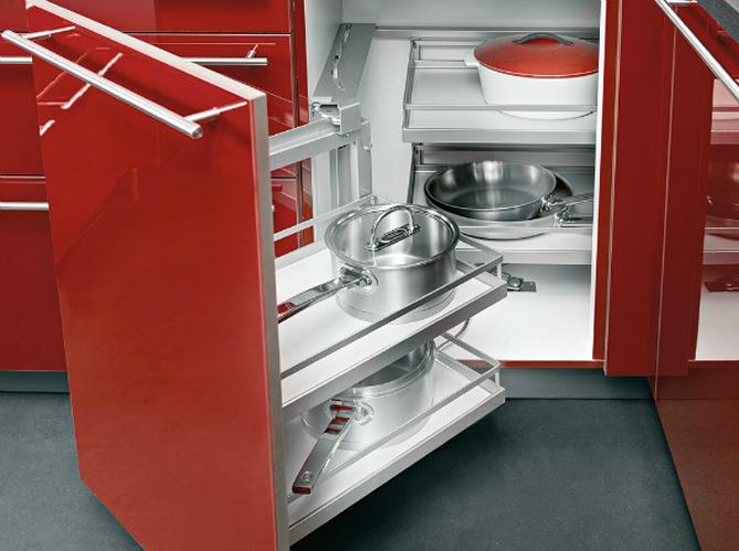 Tiroir de cuisine coulissant for Placard pour cuisine