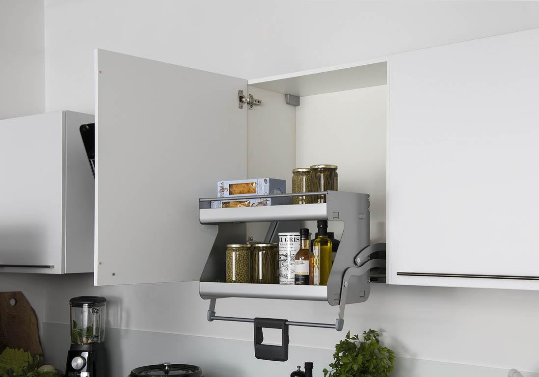 Les placards de cuisine les plus pratiques ce sont eux for Placard rangement cuisine