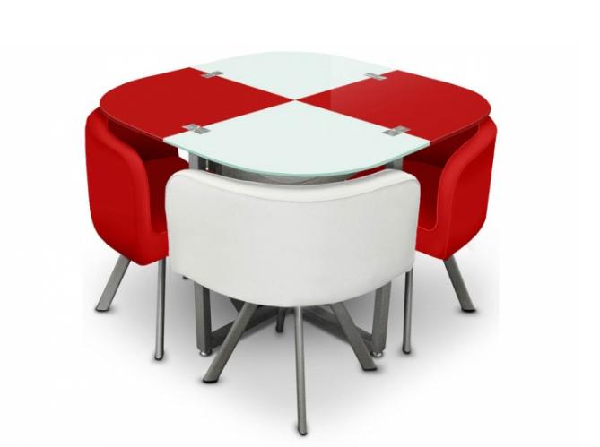 Quelle table pour ma cuisine elle d coration for Table gain de place cuisine