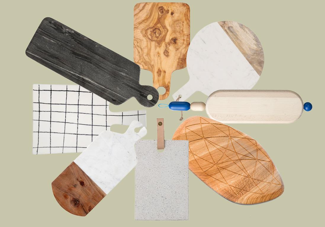 tendance du moment la planche d couper elle d coration. Black Bedroom Furniture Sets. Home Design Ideas