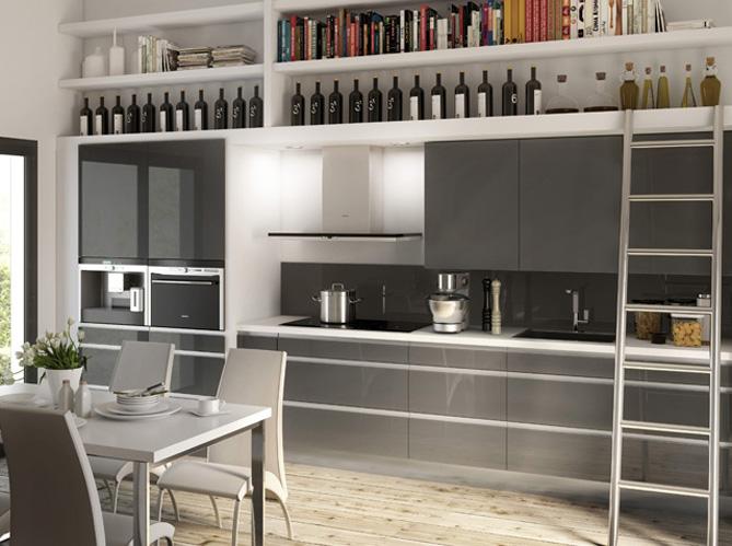 Nos idees decoration pour la cuisine elle decoration for Idee deco cuisine avec lit design