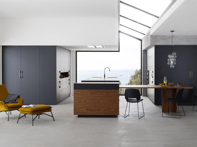 Une cuisine design pour un int rieur contemporain elle for Cuisine design ouverte