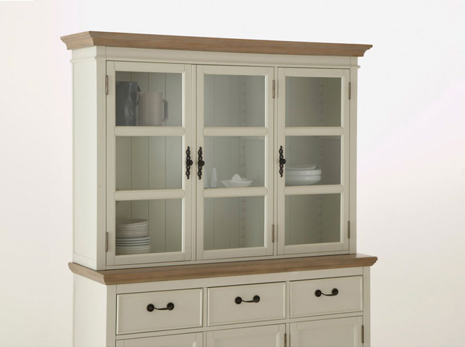 le vaisselier l 39 ancienne s 39 invite en cuisine elle. Black Bedroom Furniture Sets. Home Design Ideas