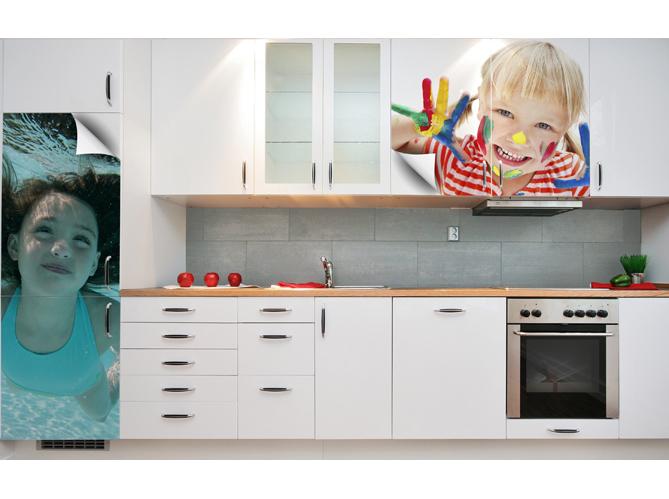 20 stickers pour habiller votre cuisine elle d coration - Stickers placard cuisine ...