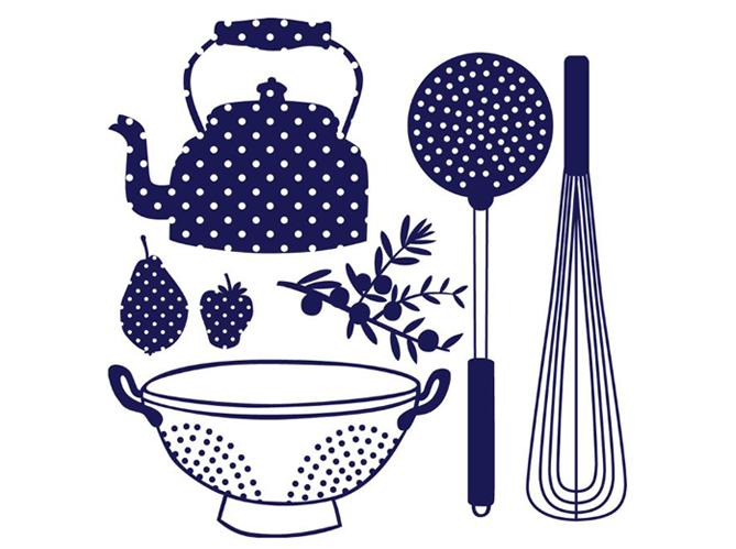 20 stickers pour habiller votre cuisine elle d coration for Stickers pour cuisine decoration