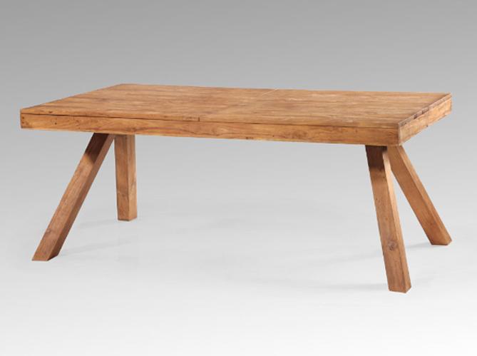 l objet d co du jour la table kha home design elle d coration. Black Bedroom Furniture Sets. Home Design Ideas