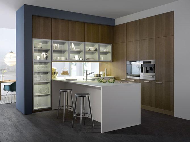 des l ments de cuisine fonctionnels elle d coration. Black Bedroom Furniture Sets. Home Design Ideas
