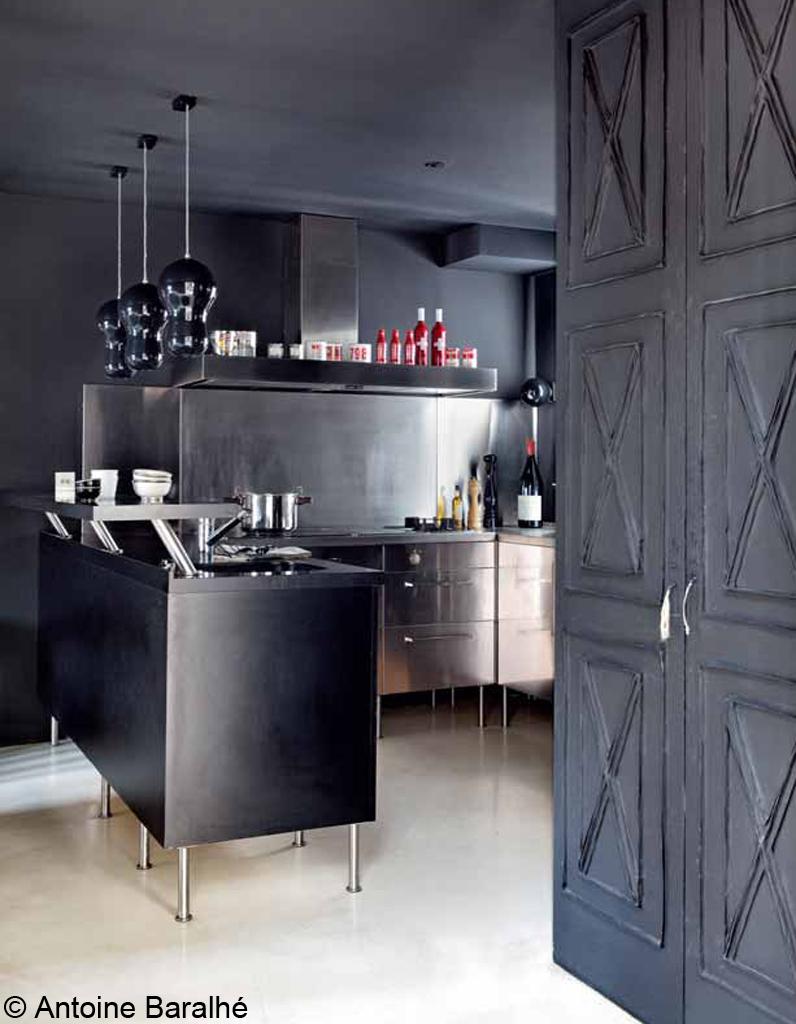 les plus belles cuisines top cette with les plus belles. Black Bedroom Furniture Sets. Home Design Ideas