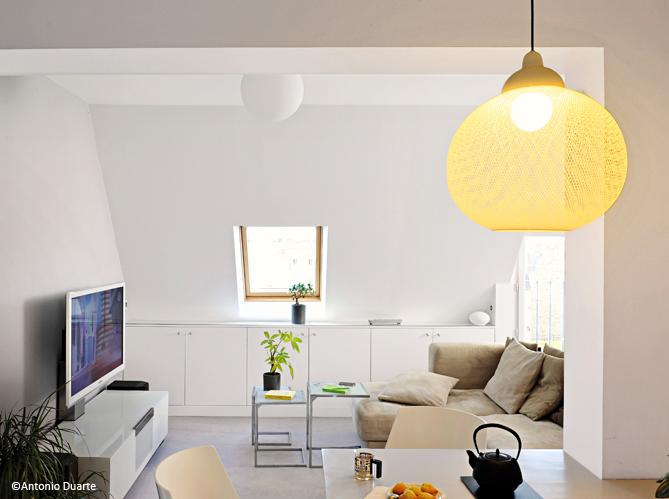 Comment d corer un petit appartement sans l encombrer for Decoration petit appartement