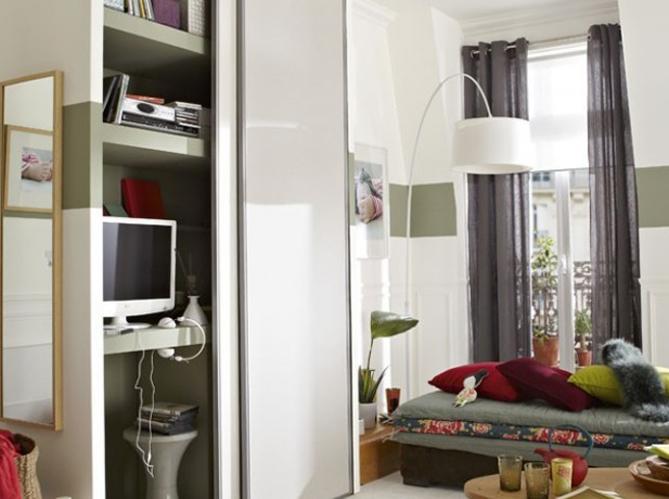 Gain de place les 10 meubles qu 39 il vous faut elle - Gain de place appartement ...