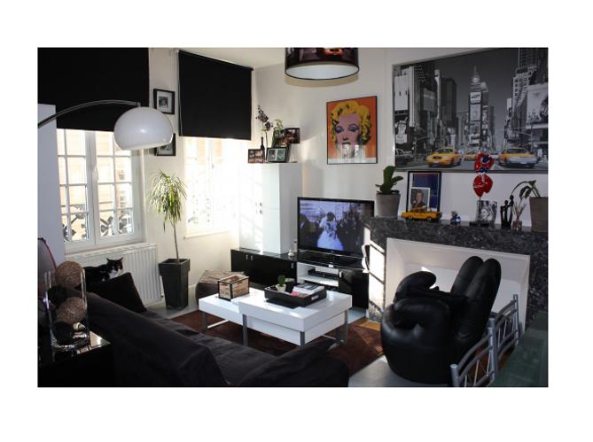 Les petites surfaces de nos internautes elle d coration - Deco appartement petite surface ...