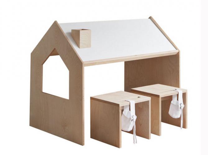 40 meubles modulables pour optimiser l 39 espace elle for Bureau qui se referme