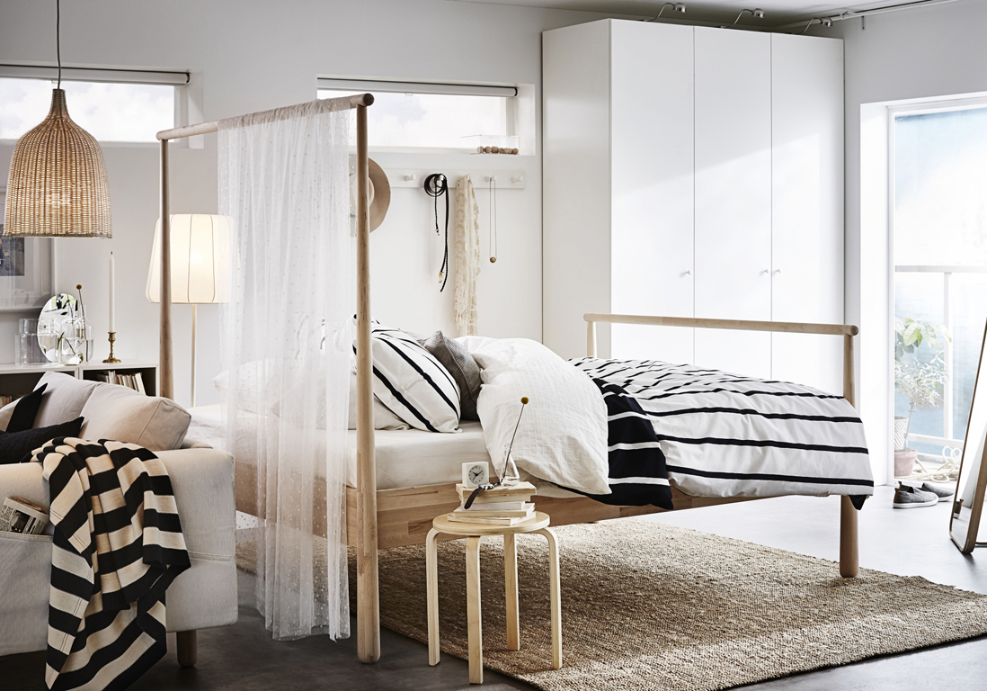 studios les astuces d co pour un lieu de vie canon elle d coration. Black Bedroom Furniture Sets. Home Design Ideas