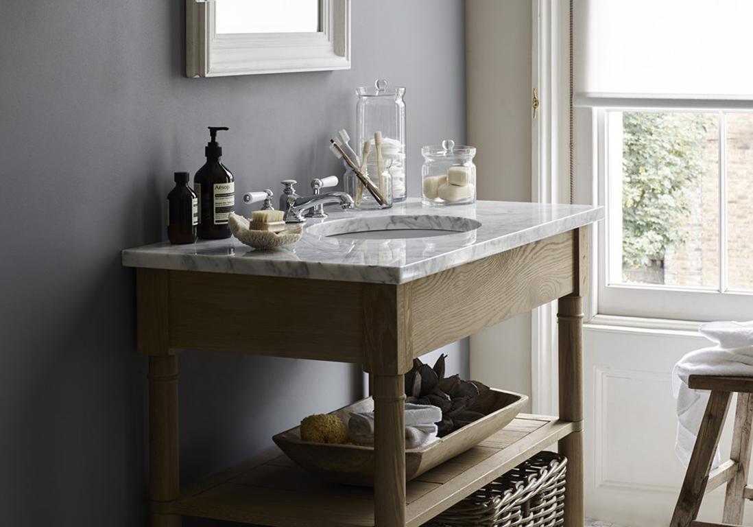 15 salles de bains grises pour trouver la v tre elle Salle de bain en gris